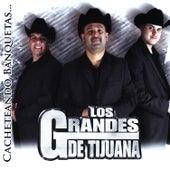 Play & Download Cacheteando Banquetas by Los Grandes De Tijuana | Napster