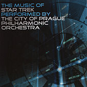 Play & Download The Music Of Star Trek by City of Prague Philharmonic | Napster