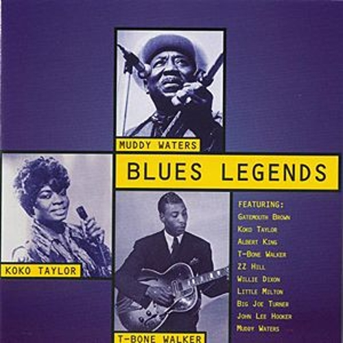 Play & Download Blues Legends by Various Artists | Napster