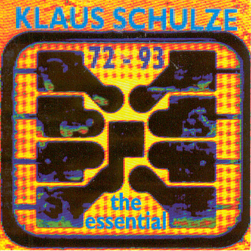 The Essential: 72-93 by Klaus Schulze