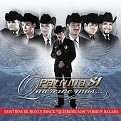 Play & Download Quiéreme Más by Patrulla 81 | Napster