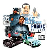 Play & Download Public Enemiez by Daz Dillinger | Napster