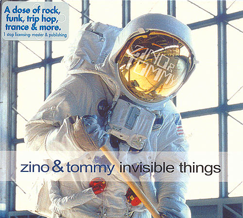 Invisible Things by Zino And Tommy