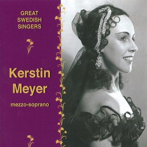 Play & Download Great Swedish Singers - Kerstin Meyer by Kerstin Meyer | Napster