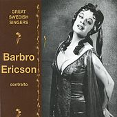 Play & Download Great Swedish Singers - Barbro Ericson by Barbro Ericson | Napster