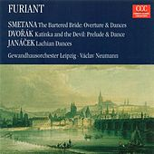 Play & Download SMETANA, B.: Bartered Bride (The) / DVORAK, A.: Kate and the Devil / JANACEK, L.: Lachian Dances (Leipzig Gewandhaus Orchestra, Neumann) by Vaclav Neumann | Napster