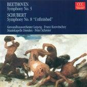 BEETHOVEN, L. van: Symphony No. 5 / SCHUBERT, F.: Symphony No. 8,