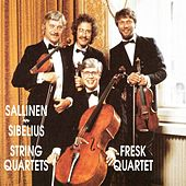Play & Download Sallinen & Sibelius: String Quartets by The Fresk Quartet | Napster