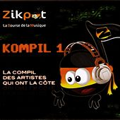 Play & Download Zikpot Vol1 by Various Artists | Napster