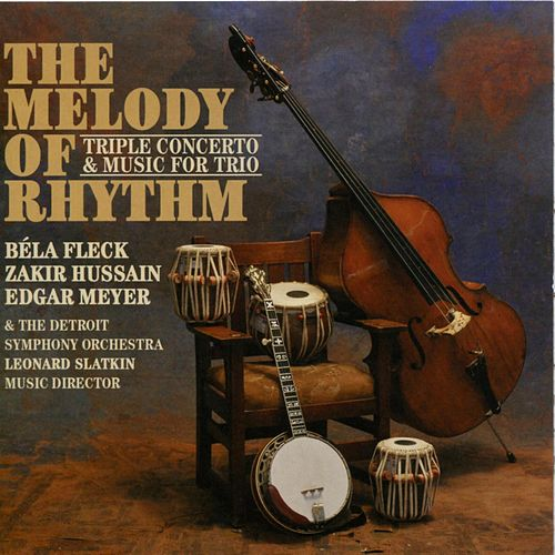 The Melody Of Rhythm de Bela Fleck