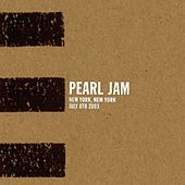 New York, July 8, 2003 by Pearl Jam