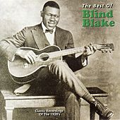 The Best of Blind Blake [Yazoo] by Blind Blake