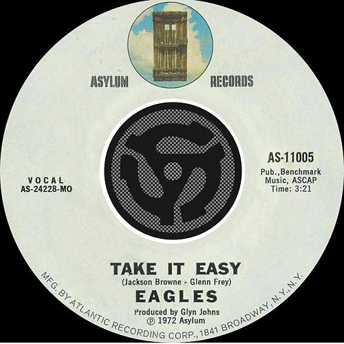 Play & Download Take It Easy by Eagles | Napster