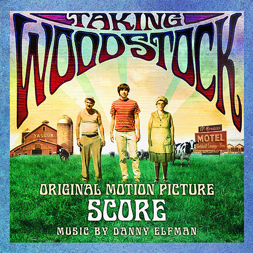 Taking Woodstock [Original Motion Picture Score] by Danny Elfman
