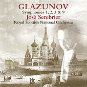 Play & Download Glazunov : Symphony Nos 1, 2, 3 & 9 by José Serebrier | Napster