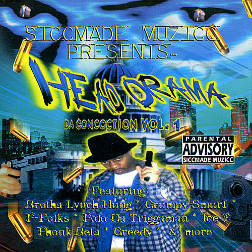 Play & Download Head Drama: Da Concoction, Vol. 1 by Various Artists | Napster