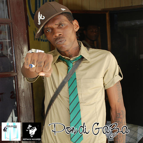 Play & Download Pon di Gaza by VYBZ Kartel | Napster