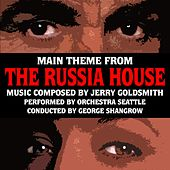 Theme From The Russia House by Arr. Morton Stevens and Performed By Orchestra Seattle Conducted By George Shangrow Jerry Goldsmith
