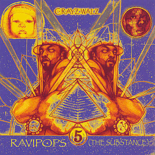 Play & Download Ravipops (The Substance) by C-Rayz Walz | Napster