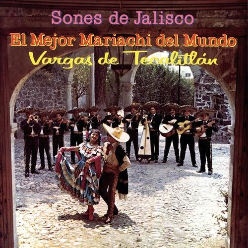 Sones de Jalisco by Mariachi Vargas de Tecalitlan