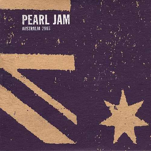Feb 19 03 #8 Melbourne by Pearl Jam