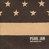 Apr 6 03 #19 Houston by Pearl Jam