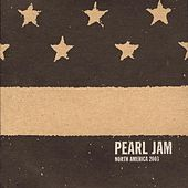 Apr 9 03 #21 Birmingham by Pearl Jam