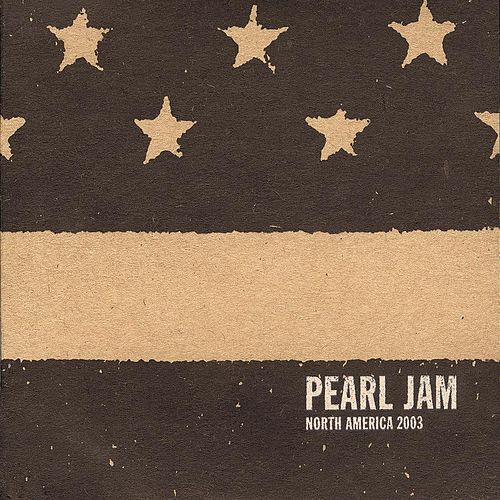 May 3 03 #37 State College by Pearl Jam