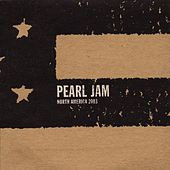 Jun 1 03 #40 Mt. View by Pearl Jam
