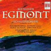 BEETHOVEN, L. van: Egmont (Bongartz) by Heinz Bongartz