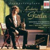 Trumpet and Corno da caccia Concert: Guttler, Ludwig - SCHWARTZKOPFF, T. / MOZART, L. / TORELLI, G. / ROLLIG, J.G. by Various Artists
