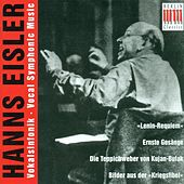 Play & Download EISLER, H.: Vocal Music (Guhl) by Various Artists | Napster
