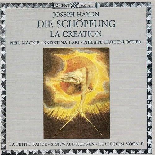 Play & Download HAYDN, F.J.: Schopfung (Die) (The Creation) [Oratorio] by Philippe Huttenlocher | Napster