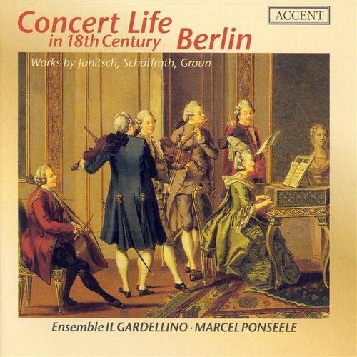 Play & Download Chamber Music (German 18th Century) - JANITSCH, J.G. / SCHAFFRATH, C. / GRAUN, J.G. (Il Gardellino) by Il Gardellino | Napster