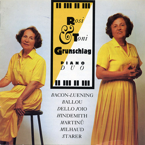 Play & Download Rosi & Toni Grunschlag: Piano Duo by Rosi Grunschlag | Napster
