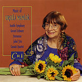 Play & Download Music of Ursula Mamlok by Various Artists | Napster