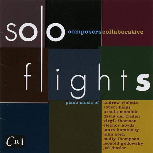 Play & Download Composer's Collaborative Inc.: Soloflights by Various Artists | Napster