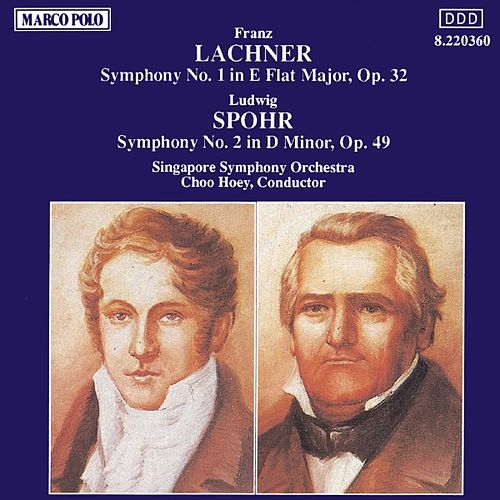 Symphony No. 1 / Symphony No. 2 by Various Artists
