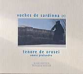 Voches de Sardinna 1: Amore Profundhu by Voches De Sardinna