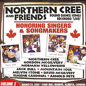 Round Dance Songs Recorded Live Vol. 2 by Northern Cree