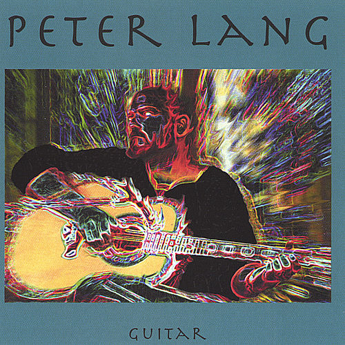 Guitar by Peter Lang