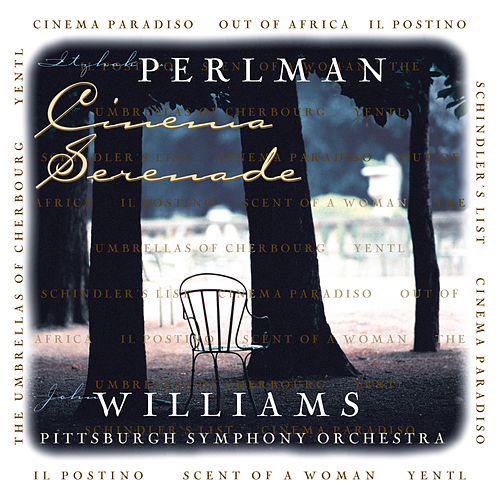 Play & Download Cinema Serenade by John Williams | Napster