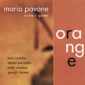 Play & Download Orange by Mario Pavone | Napster
