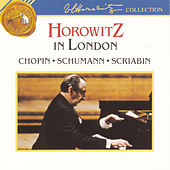 Play & Download Horowitz In London by Vladimir Horowitz | Napster