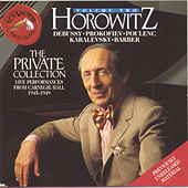 The Private Collection Volume II by Vladimir Horowitz