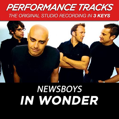 In Wonder (Premiere Performance Plus Track) by Newsboys