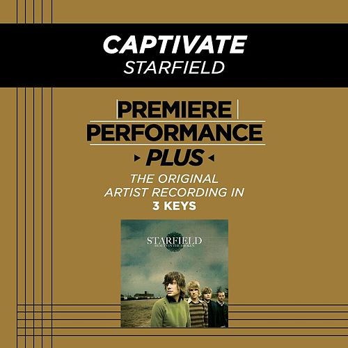 Play & Download Captivate (Premiere Performance Plus Track) by Starfield | Napster