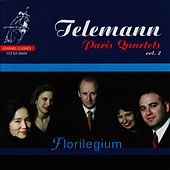 Play & Download Telemann: Paris Quartets, Vol. 2 by Florilegium | Napster