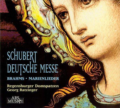 Play & Download SCHUBERT, F.: Deutsche Messe / Marienlieder (Ratzinger) by Georg Ratzinger   Napster