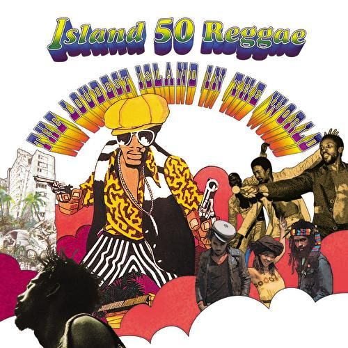 Play & Download Island 50 Reggae by Various Artists | Napster